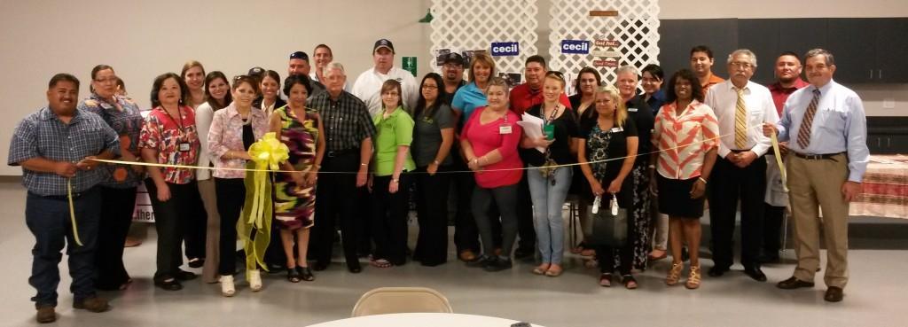 Job Fair group photo