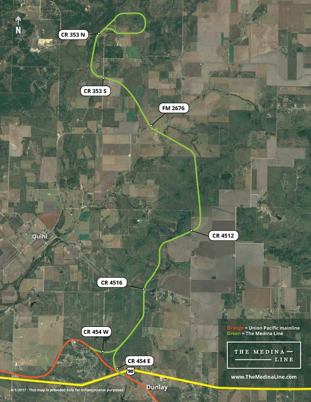 Handout Map